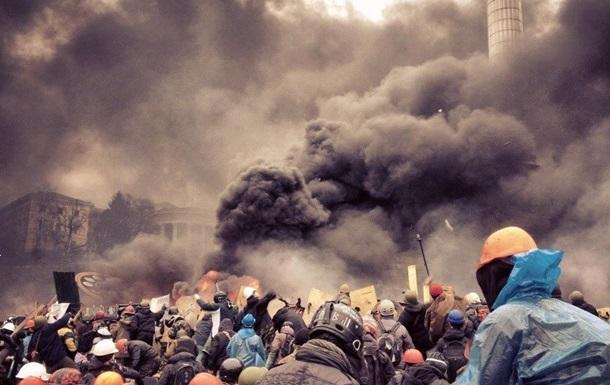 Пенсии «жертвам революции достоинства»