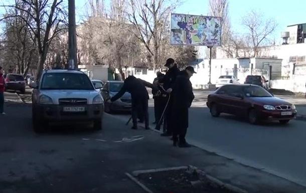 Розстріл авто в Києві: з явилися фотороботи злочинців