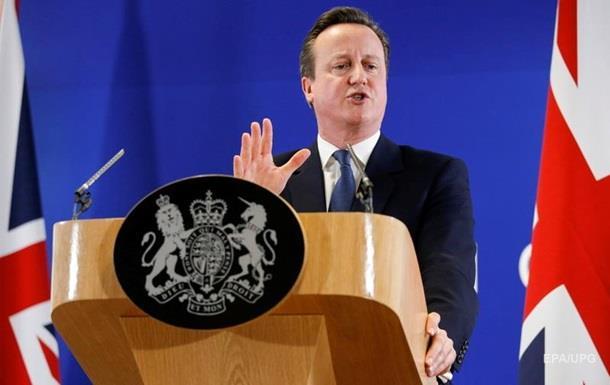 Стали известны подробности договора ЕС и Британии