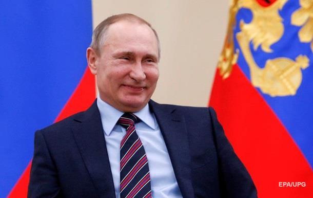 Путін назвав цілі російських військових у Сирії