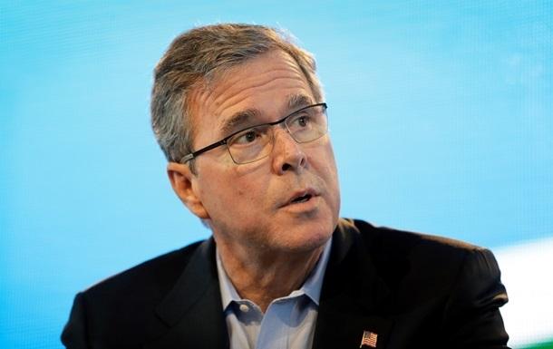 Джеб Буш оголосив про вихід з передвиборних перегонів