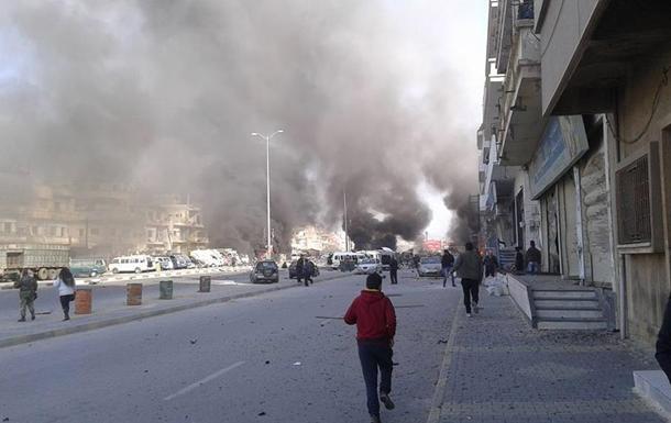 Двойной теракт в Хомсе: 26 погибших, сотня раненых