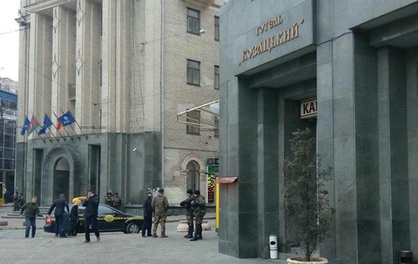 МВС: Силового розгону правих у Козацькому не буде