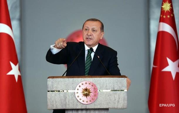 Эрдоган: Вправе бороться с терроризмом за рубежом