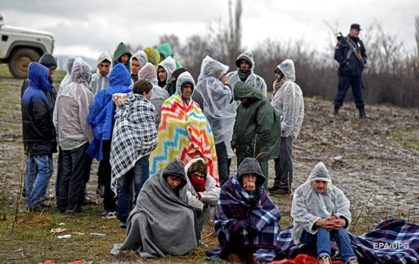 Македония закрыла границу с Грецией