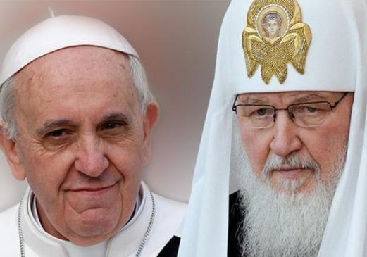 Филарет сравнил встречу Папы и Кирилла с «Мюнхенским сговором»