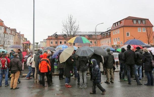 Полиция Саксонии оправдывает меры в отношении беженцев