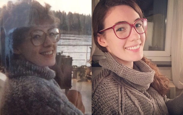 Фото матери и дочери стали хитом сети
