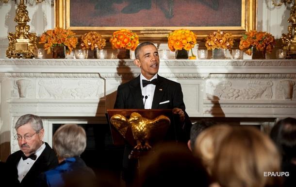 Обама не скаже за кого проголосує на праймеріз