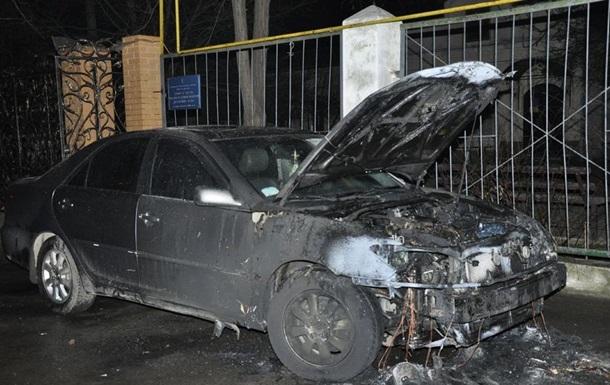 В Одессе подожгли авто священника УПЦ МП - епархия