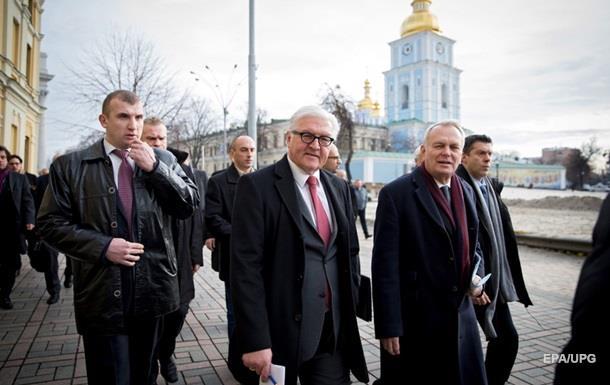 Вибори на Донбасі і мир в Раді - сигнали ЄС Києву