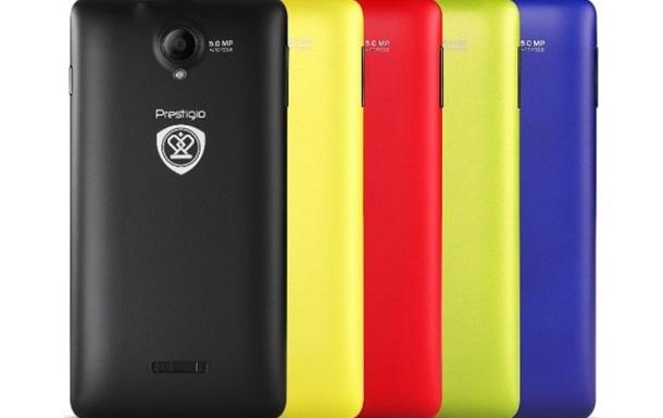 Телефоны Prestigio: европейское качество, многофункциональность и доступность