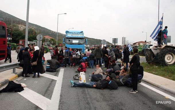 Миграционный кризис: Греция грозит блокировать решения ЕС
