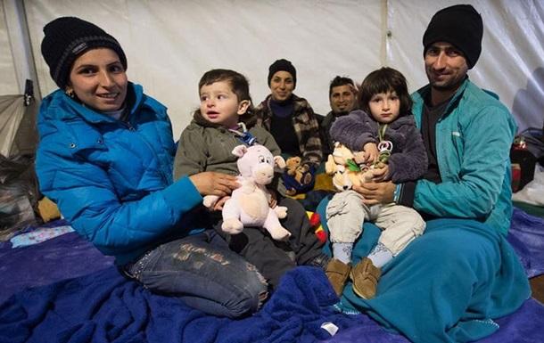 Уряд Німеччини очікує 3,6 мільйона біженців до 2020 року