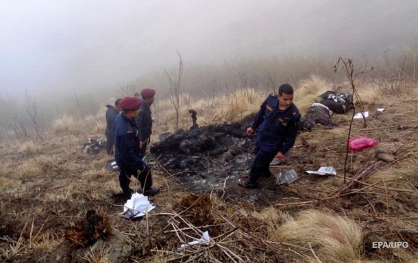 Авіакатастрофа в Непалі: виявлені тіла 19 загиблих