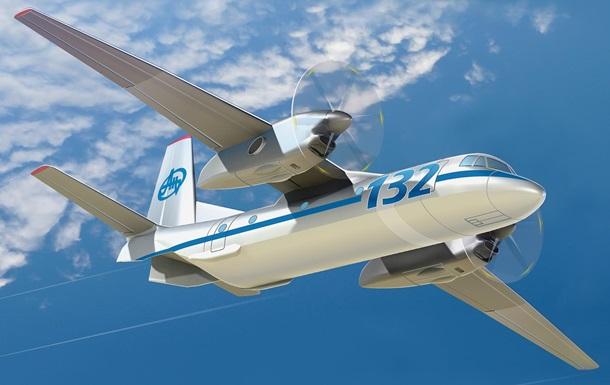 Антонов  презентовал новый самолет