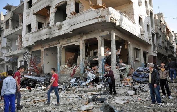 Вогонь в Сирії можуть припинити завтра опівночі
