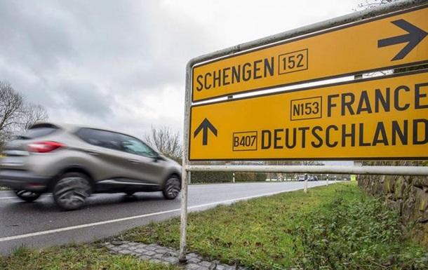 Громадян країн ЄС планують перевіряти при в їзді та виїзді з Шенгену