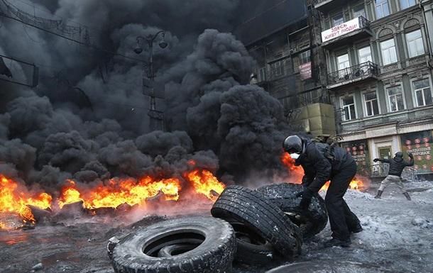 «Достойные» против «достойных» - национальная игра «Майдан»