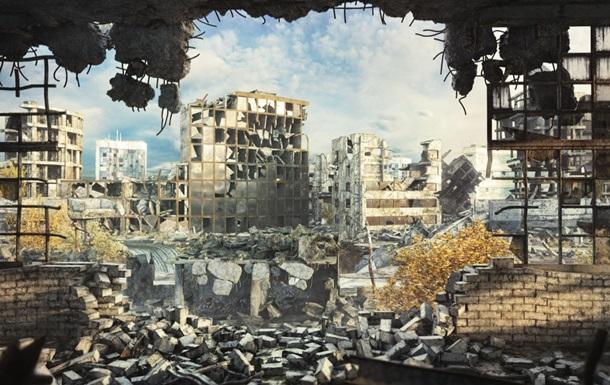 Вместо обещанного «европейского счастья» – война, смерть, разруха и коррупция