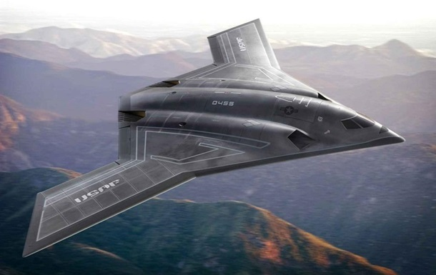 Пентагон вперше показав фото нового бомбардувальника