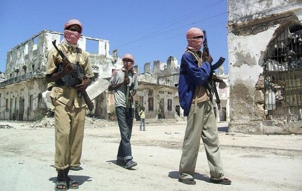 В столице Сомали исламисты напали на отель