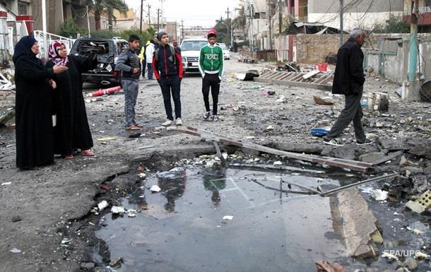 В Багдаде взорвались две бомбы: погибли 17 человек