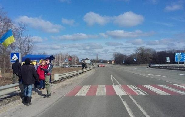 Свобода  заявила про блокаду фур РФ з Білорусі