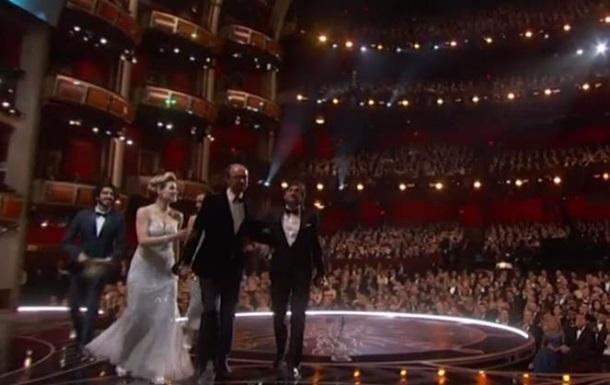 Фільм про Майдан не отримав Оскара