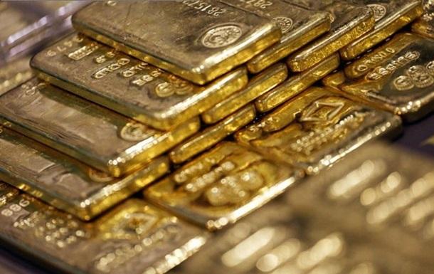 Золото назвали головним активом 2016 року