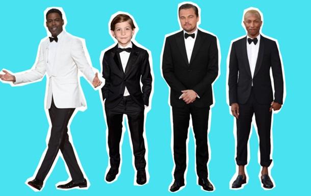 СМИ назвали самых стильных мужчин  Оскара