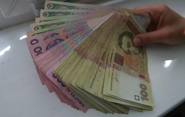 В Україні за два місяці накрили  конверти  на 10 мільярдів