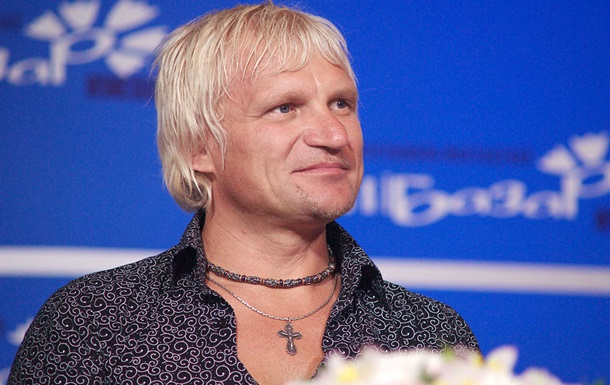 Олег Скрипка: Крым не вернется в Украину