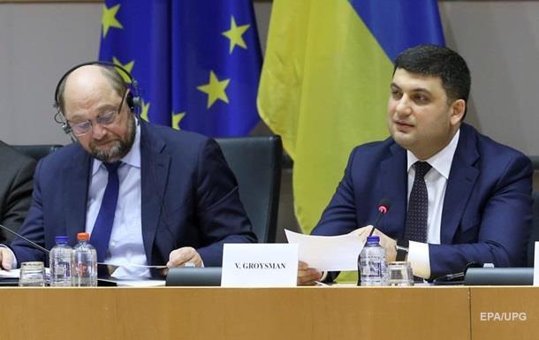 Президент Європарламенту: Від України не втомилися
