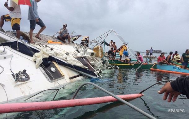 Біля Філіппін знайшли яхту з мумією капітана