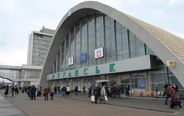 Між ЛНР і ДНР запустили перший потяг