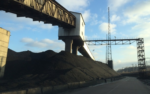 В Україні з початку року зріс видобуток вугілля