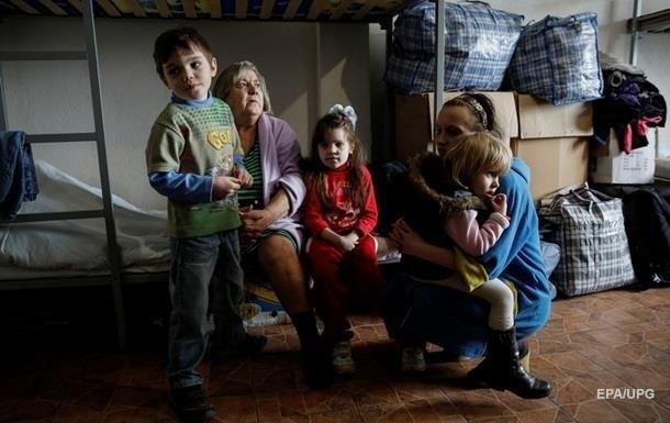 Переселенцев Донбасса дискриминируют по региональному признаку – активисты