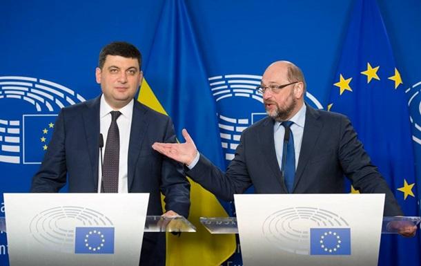 В Европарламенте презентовали план реформы Рады