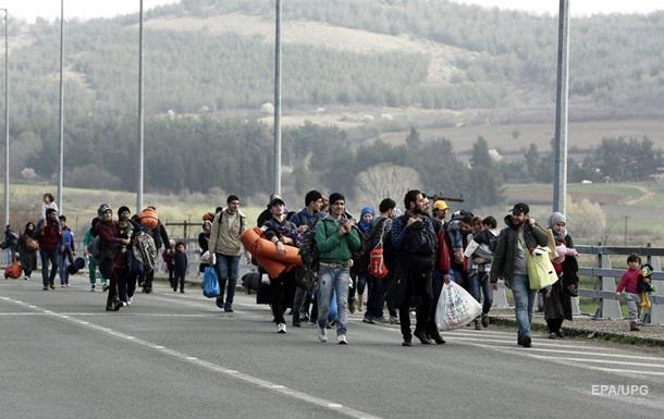 Сирійці під Києвом. Українці проти мігрантів