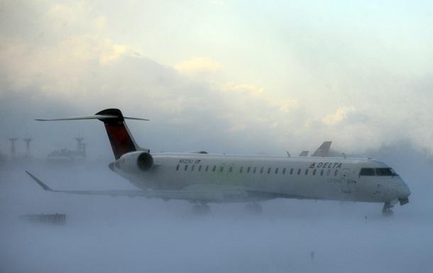 У Москві скасовані десятки авіарейсів через негоду