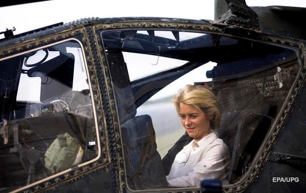 Турция не пустила вертолет немецкого министра на Лесбос