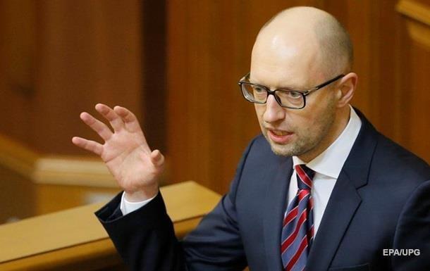 Яценюк рассказал о  компаниях-упырях , срывающих тендеры