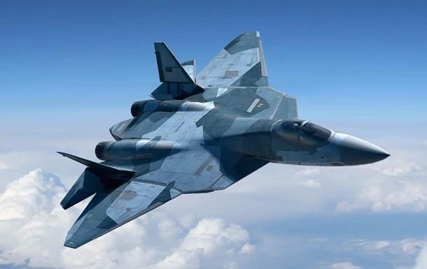 Росія розпочала роботу над винищувачем сьомого покоління