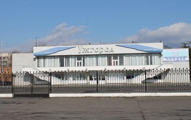 Аеропорт Ужгород поновлює роботу