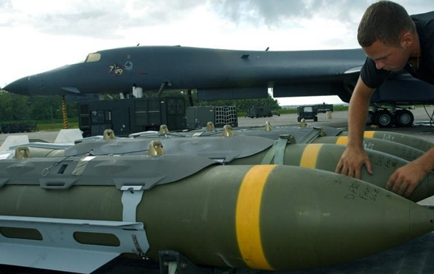США озброять Туреччину  розумними  бомбами