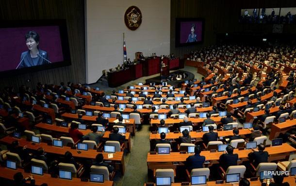 В парламенте Южной Кореи побит мировой рекорд обсуждения закона