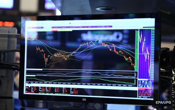 Торги на біржах США відбулися різноспрямовано