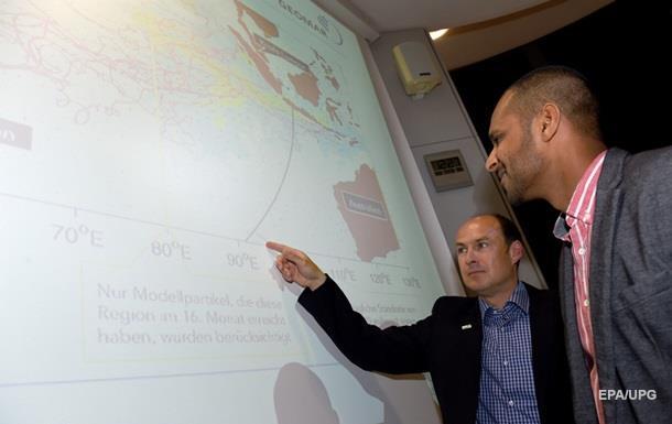 Исчезновение Boeing: Найденный обломок изучат эксперты