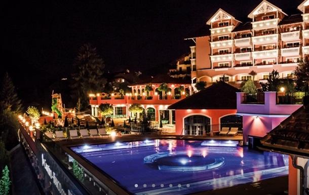 Названий найкращий в світі сімейний готель